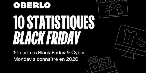Black Friday France 2020 : 10 chiffres à connaître [Infographie]
