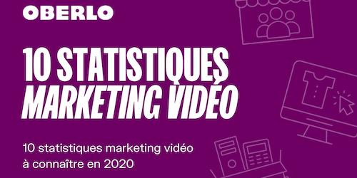 10 statistiques vidéo marketing qui comptent en 2020 [Infographie]