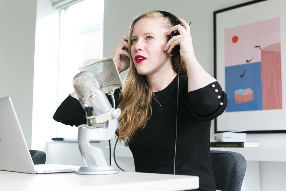 montage audio podcast