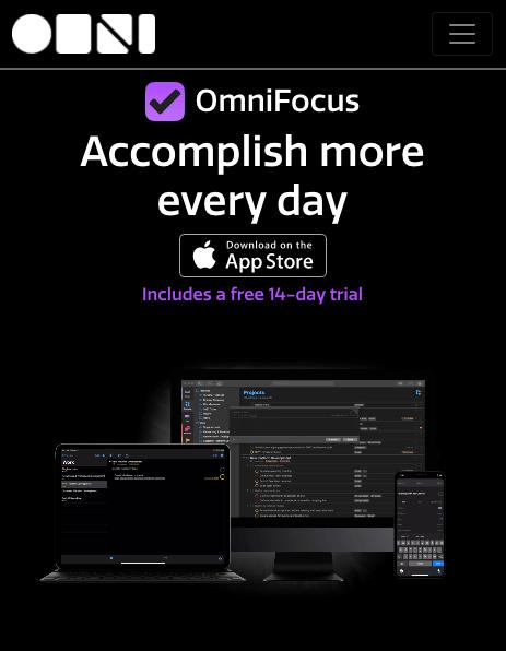 omni focus to do list