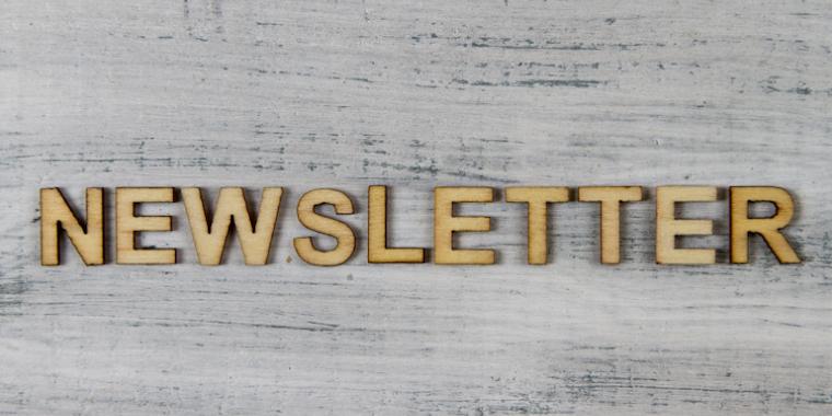 Newsletter exemple : 20 idées de contenu