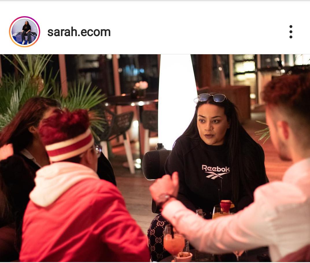 sarah ecom dropshipping ecommerce