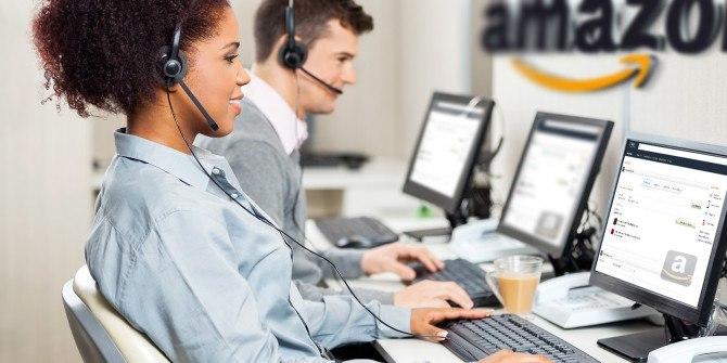 service client amazon