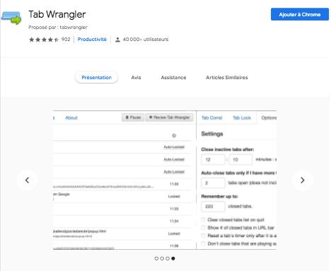 Tab Wrangler