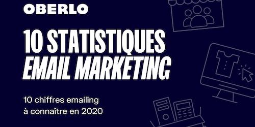 Statistiques email marketing en 2021 : les chiffres à connaître [Infographie]