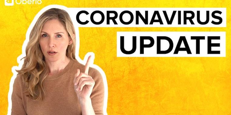 7 conseils pour gérer un business malgré le Coronavirus