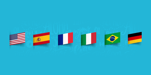 Oberlo maintenant en français et 4 autres langues !