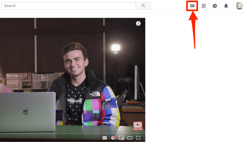 comment mettre une miniature sur youtube