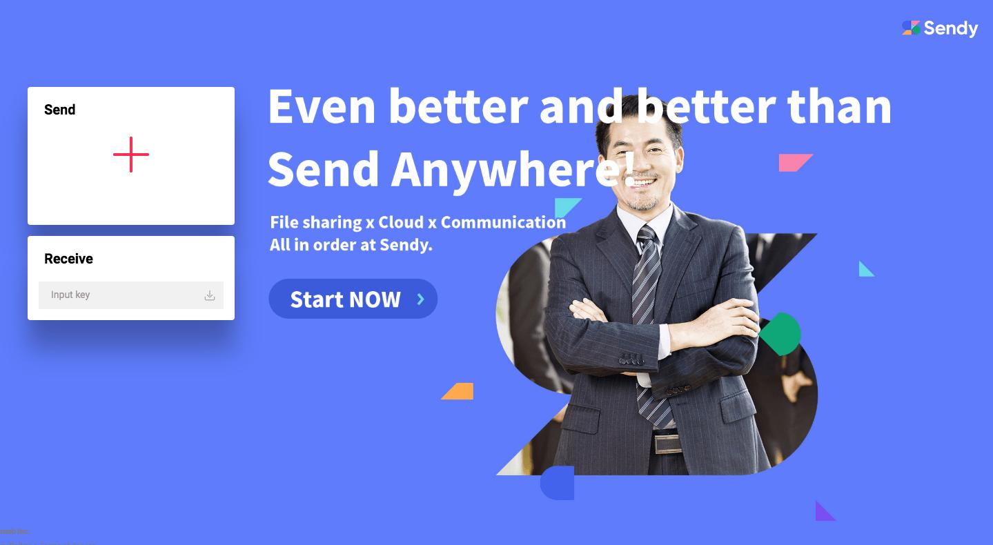 Outil pour envoi gros fichier