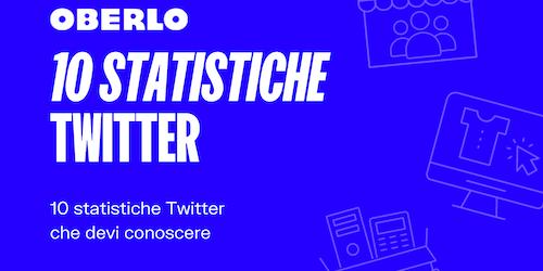 10 statistiche Twitter che ogni marketer dovrebbe conoscere nel 2020 [infografica]