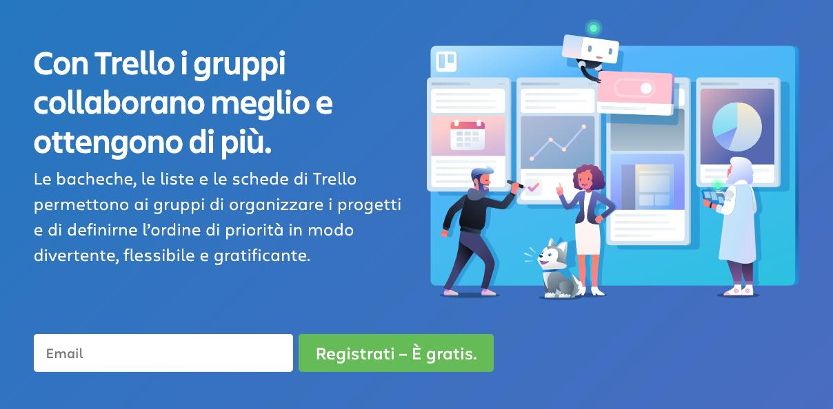Trello: affiliate marketing tools