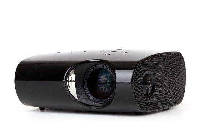 video proiettore portatile