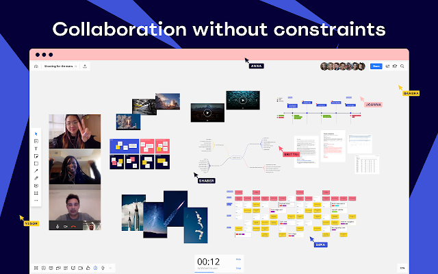 Miro collaboration tool