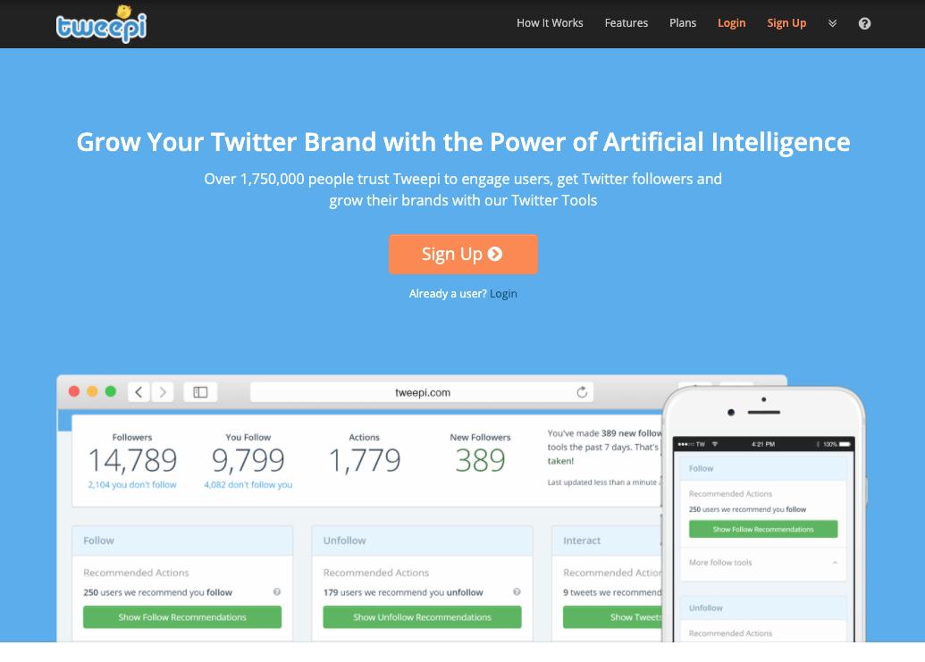 Tweepy Twitter Analytics