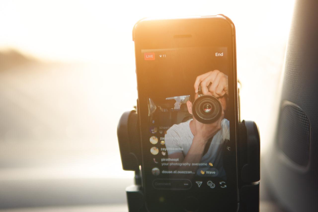 Live Instagram: como determinar o melhor formato