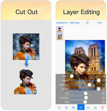 PhotoLayers: app para tirar fundo de imagem