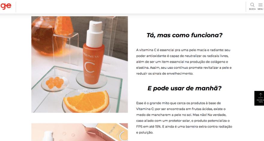 como criar um blog_post patrocinado