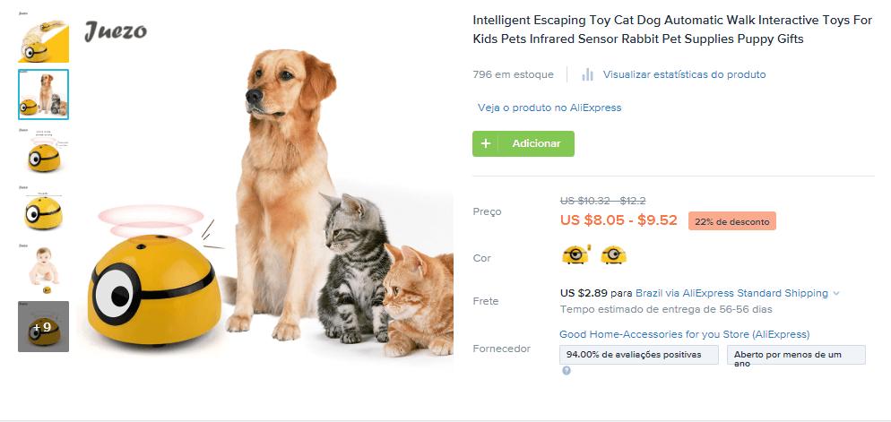 Produtos para vender na pandemia: Brinquedo para pets