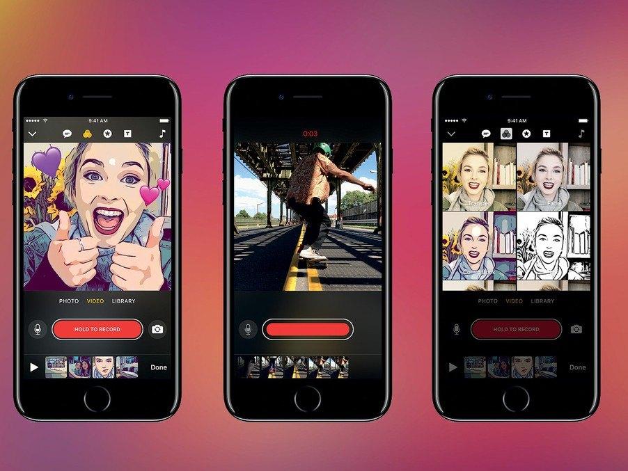 Apple Clips é perfeito para a edição de vídeos no iPhone