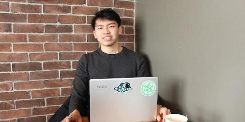 Partire da zero: come questo 21enne canadese ha avuto successo online