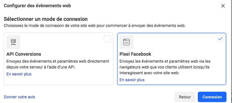 Comment trouver le pixel Facebook ?
