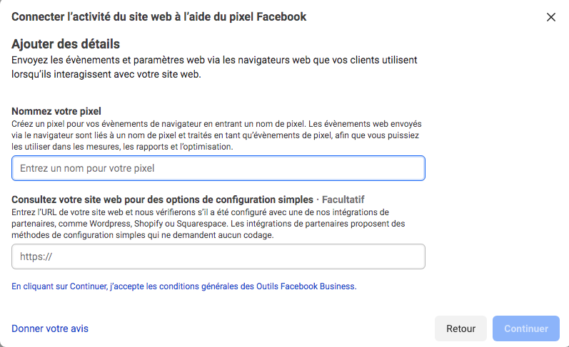 Comment utiliser le pixel Facebook