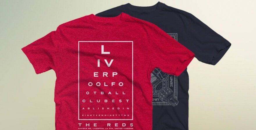 meilleures maquettes T-shirt