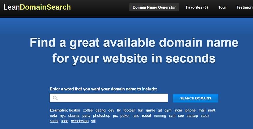 best business name generator