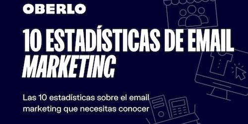 10 estadísticas de email marketing importantes en 2020 [Infografía]