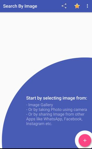 Apps for reverse image search