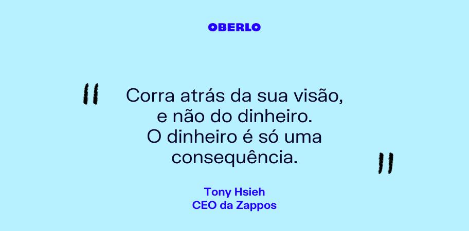 Frase inspiradora para empreendedores