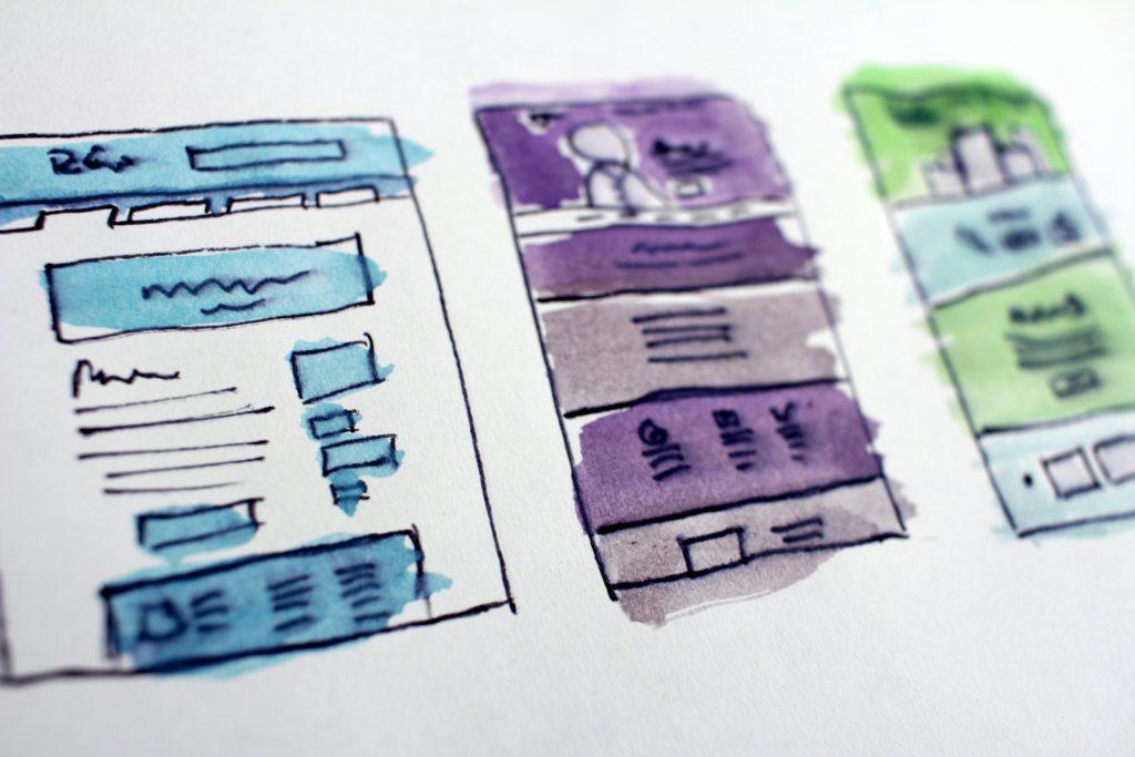 Landing page: quais são os elementos que não podem faltar? | Elementos de design de um site