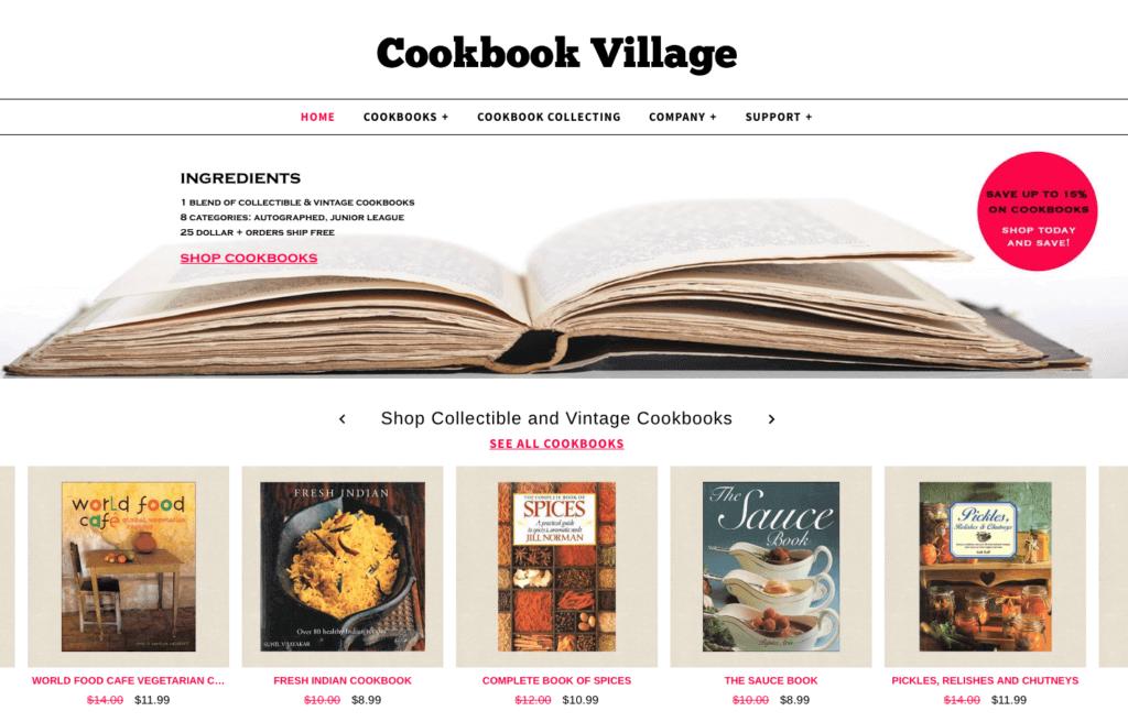 Cookbook Village
