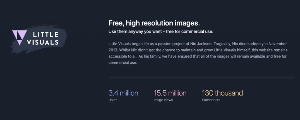 little visuals scaricare immagini alta risoluzione gratis