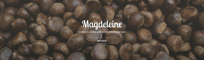Immagini gratis, Magdeline