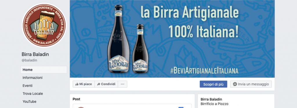dimensioni immagini copertina facebook birra baladin