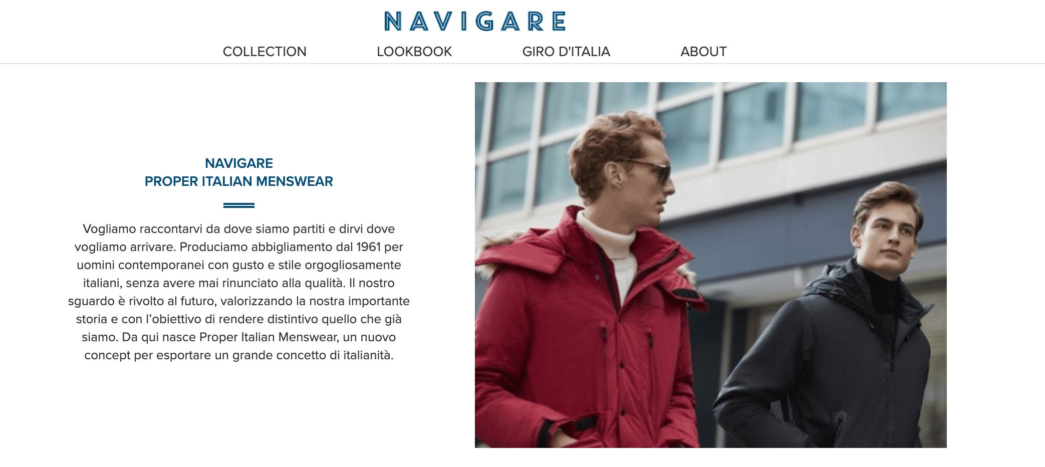 brand awareness navigare