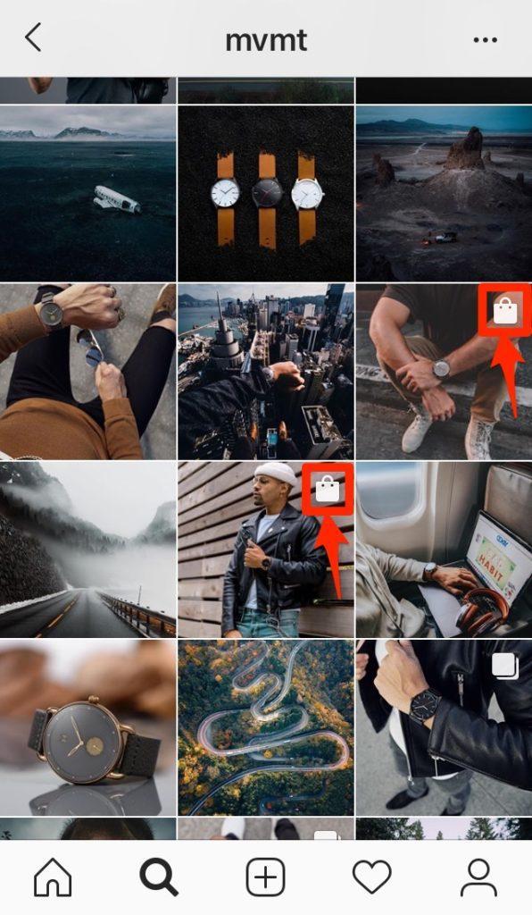 vendere su instagram shop
