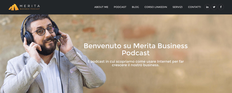 merita business podcast
