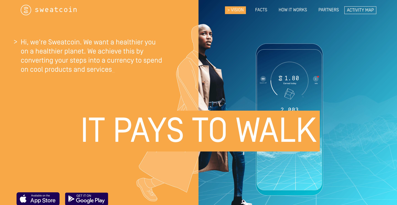 app per guadagnare sweatcoin