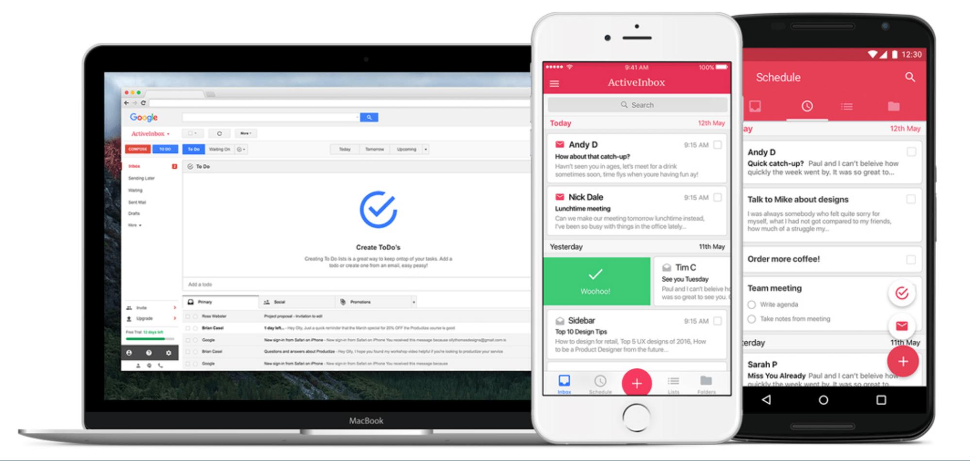 to do list app active inbox