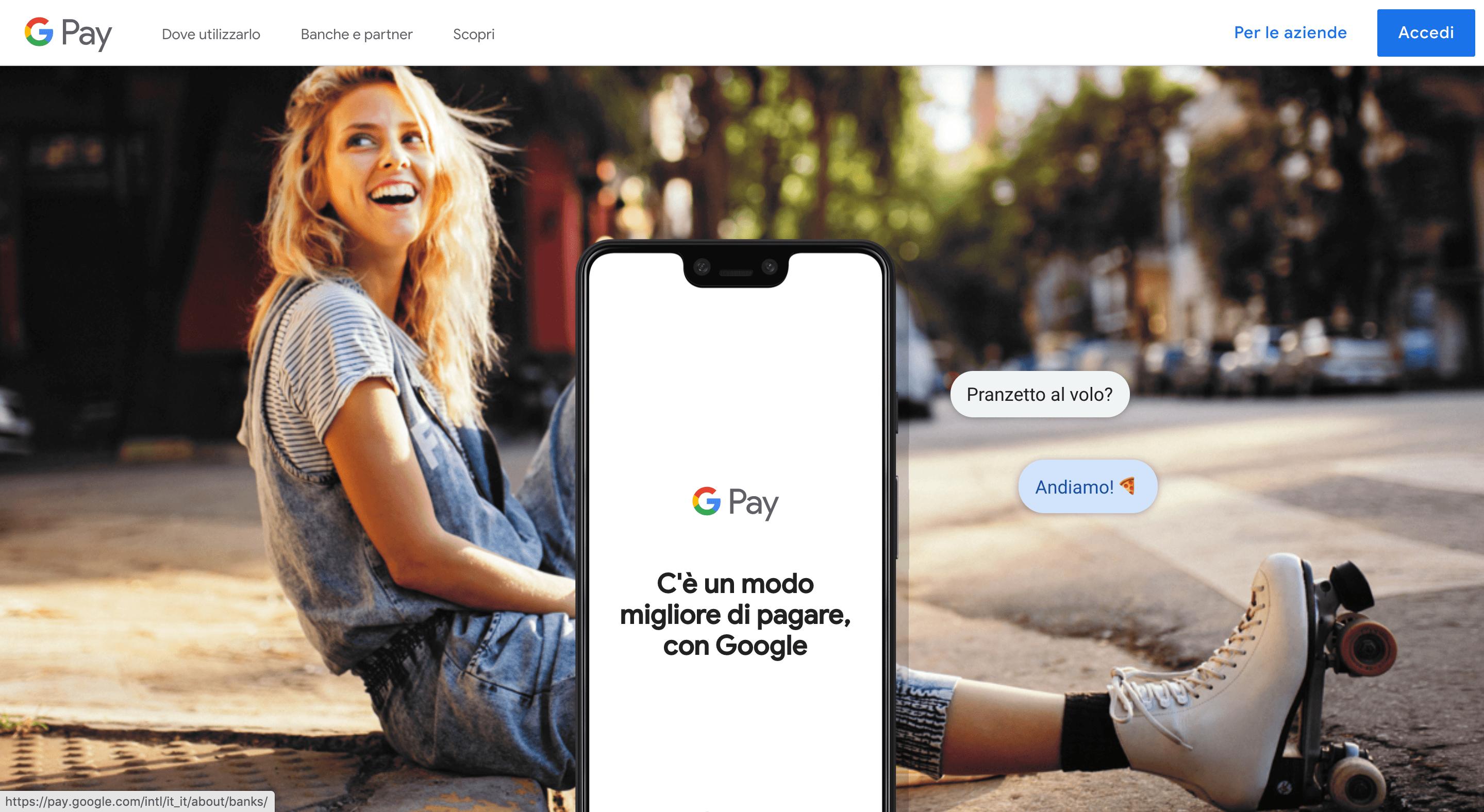 alternative a paypal google pay