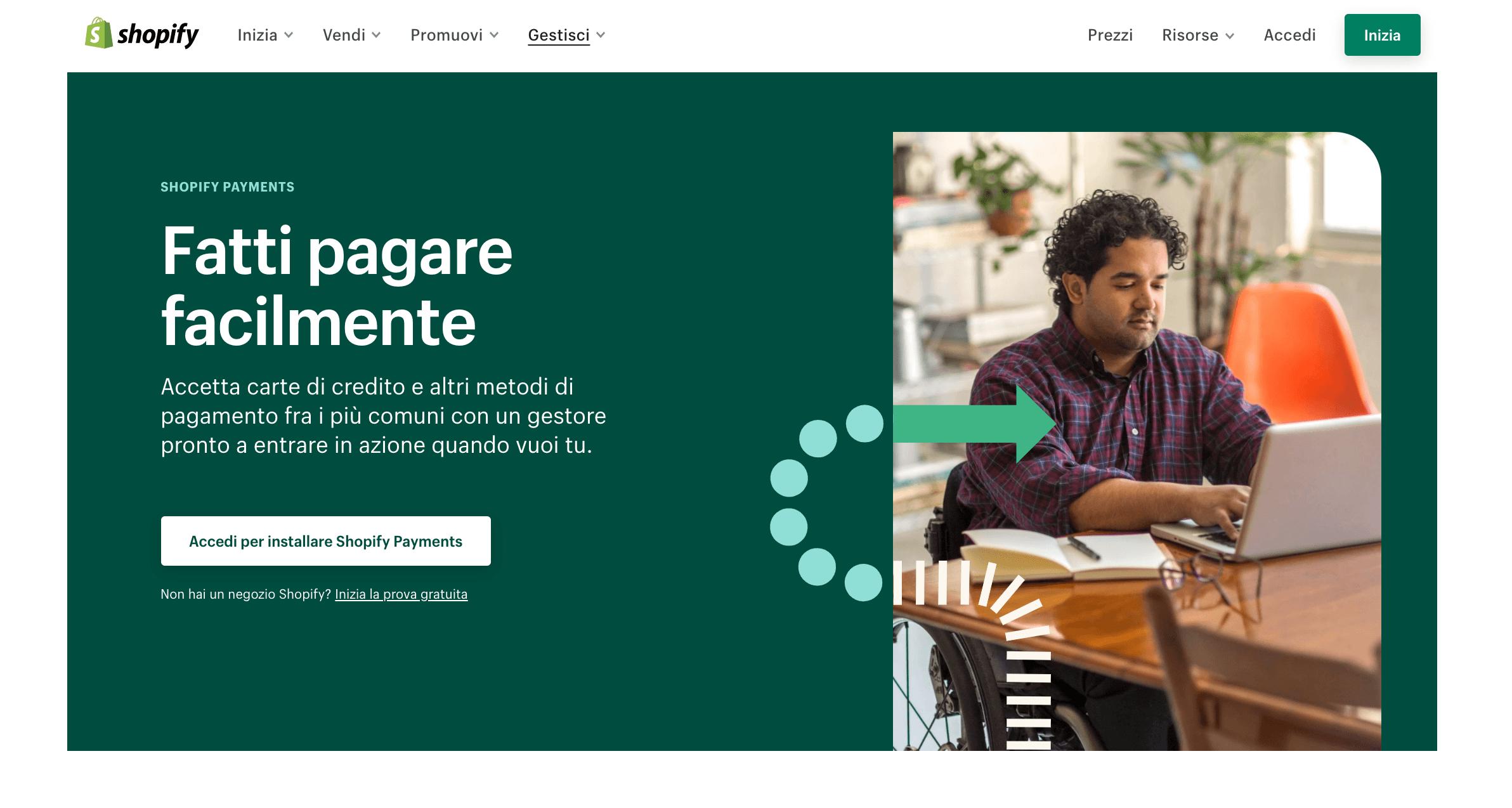 alternative paypal shopify