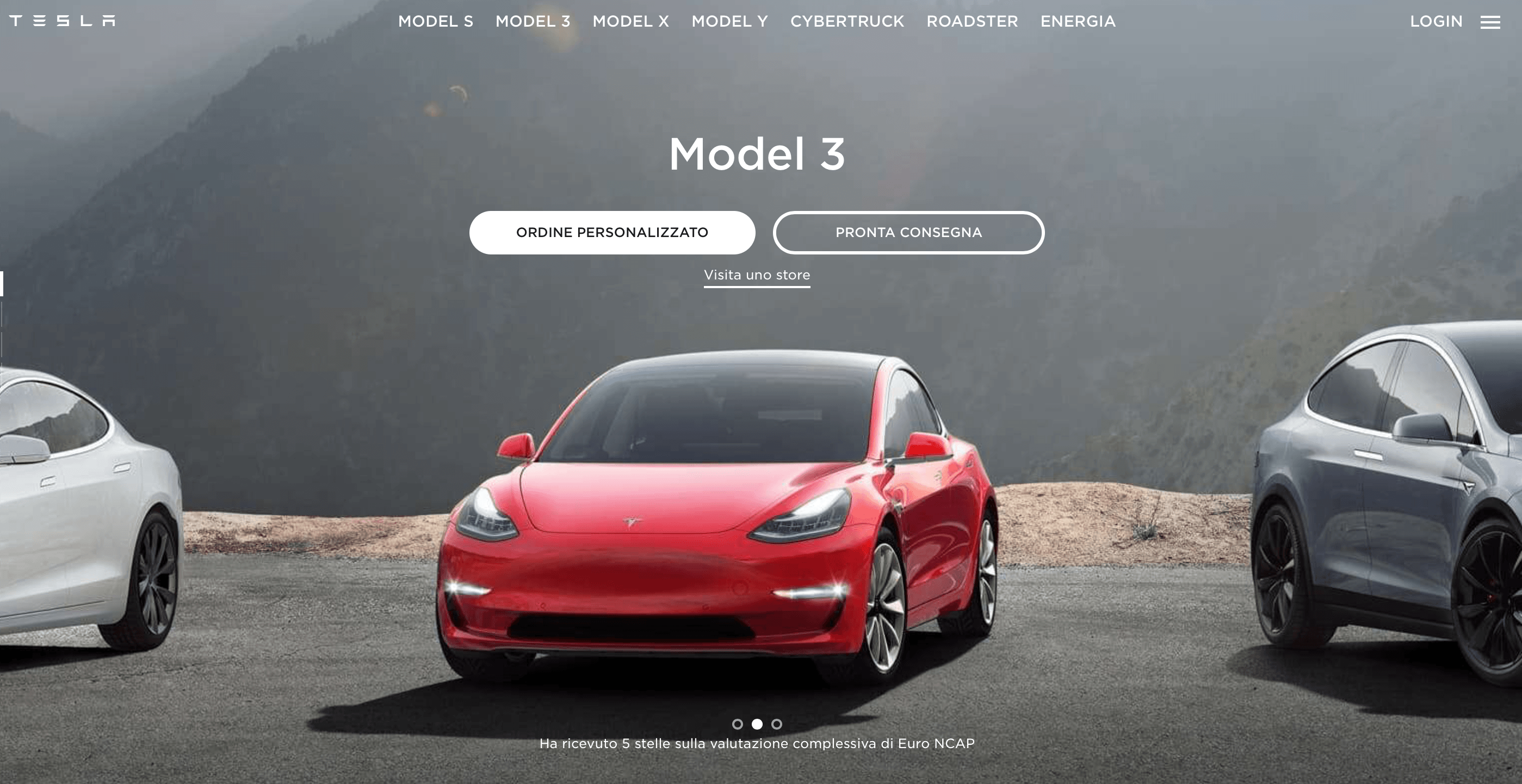 call to action tesla