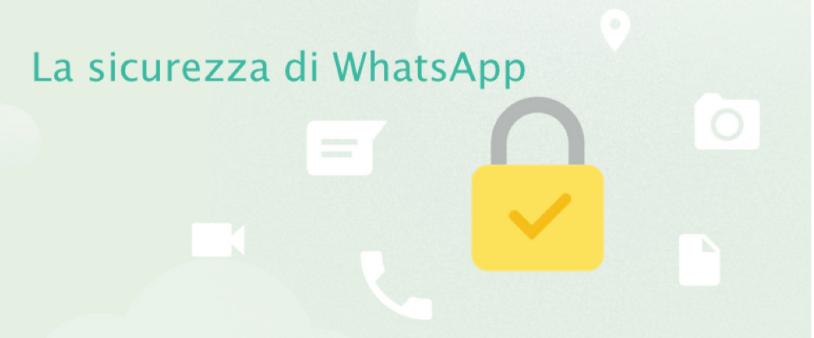 La sicurezza di WhatsApp