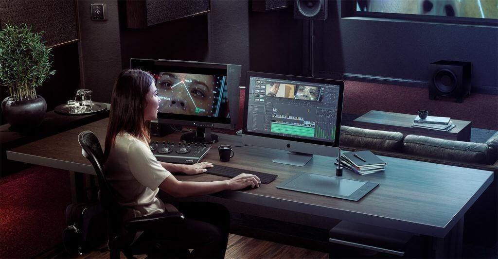 DaVinci Resolve software gratuito di video editing