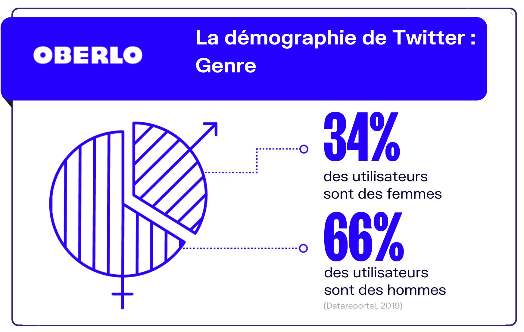twitter statistiques démographiques