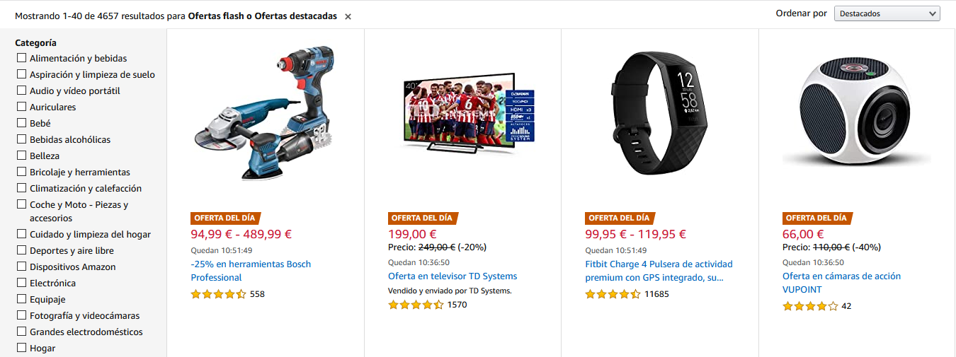 ideas para black friday