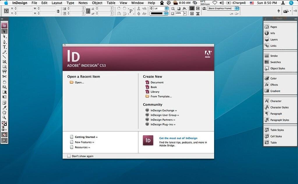 Adobe InDesign - Excelencia en el diseño gráfico