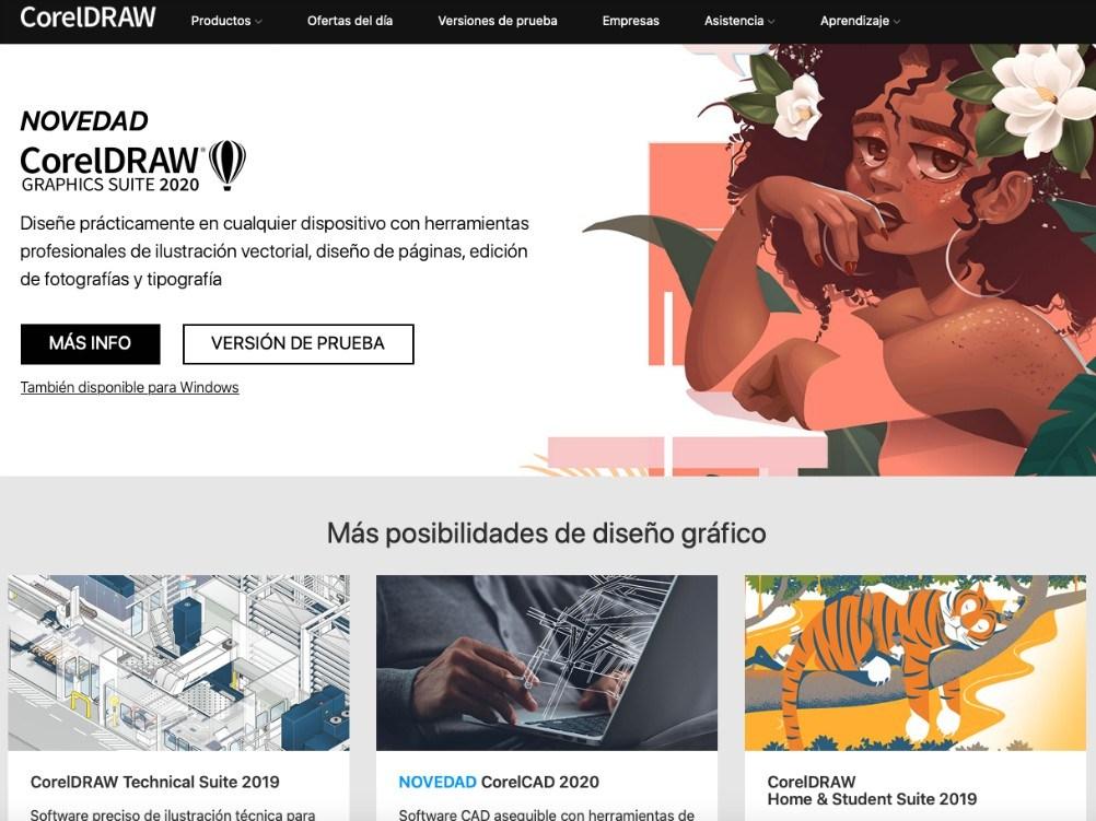 Corel Draw - Programa de diseño gráfico para profesionales